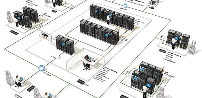 infraestructura cpd - data center