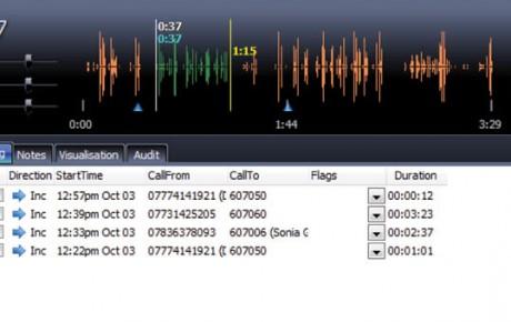 Grabación de llamadas IP